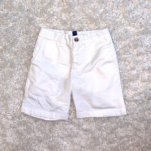 Polo Ralph Lauren Toddler White Chino Shorts